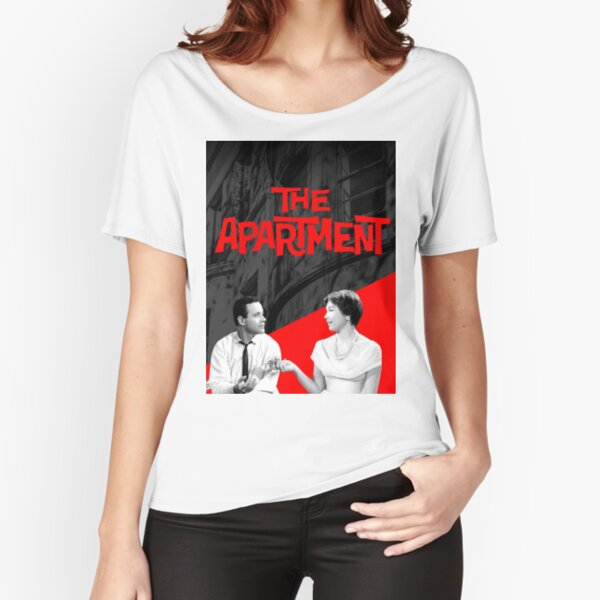 The Apartment - Billy Wilder Relaxed Fit T-Shirt