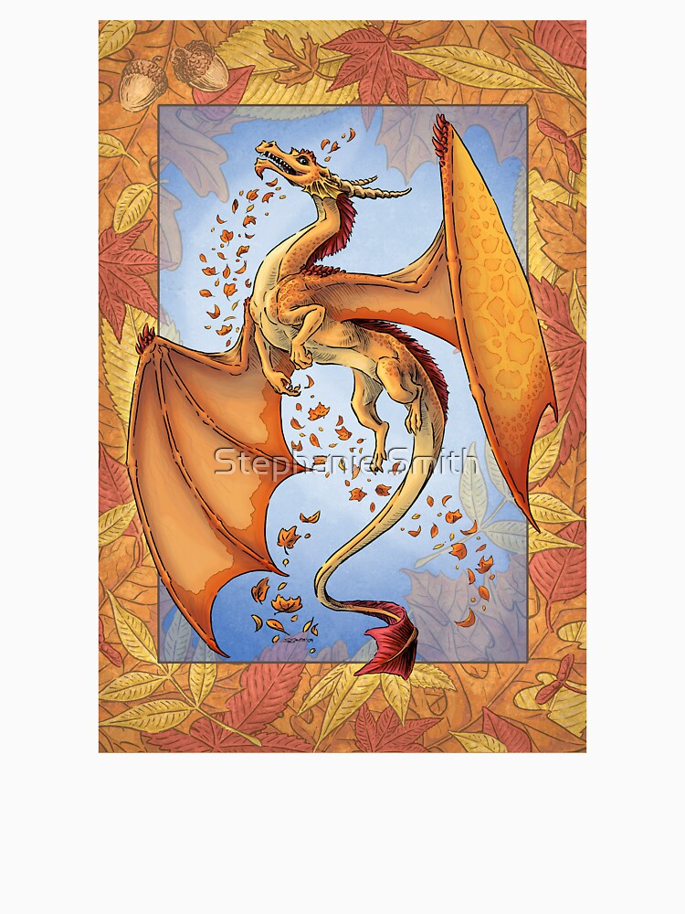 The Dragon of Autumn by stephsmith