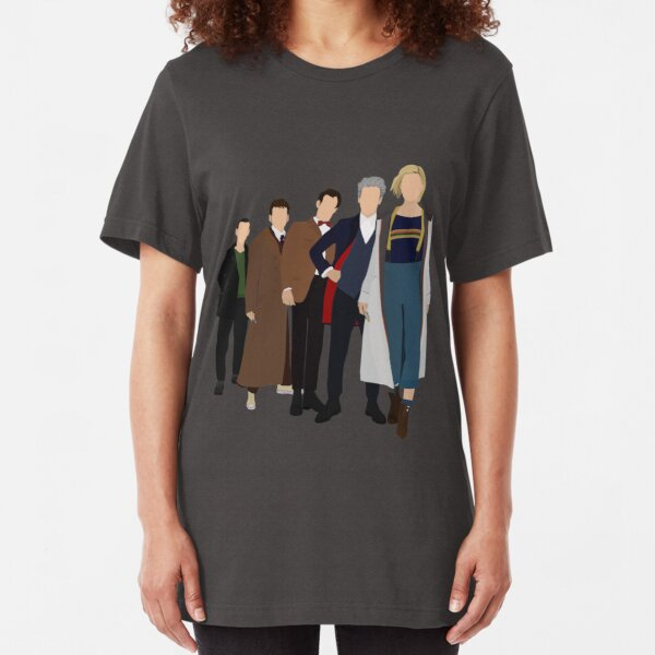 Doctor who    12th  doctor costume tee  Large size tee shirt