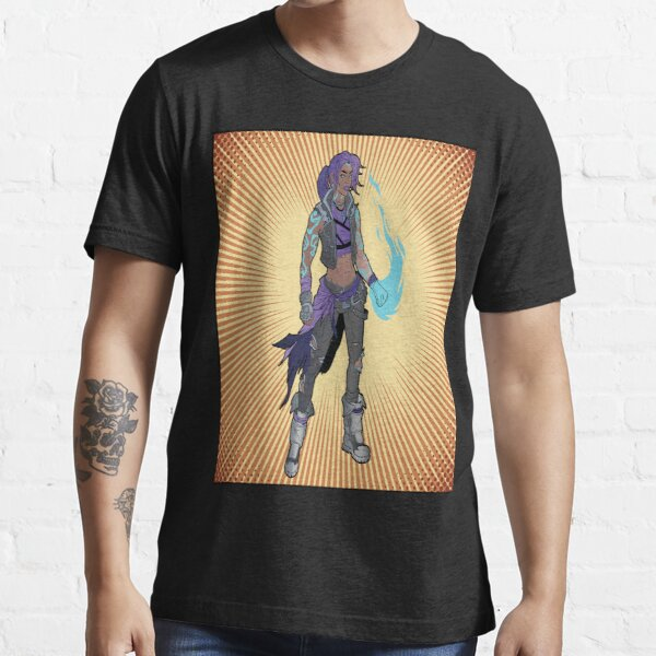 Amara The Siren Are You Enough? Borderlands 3 The Tiger of Partali Essential T-Shirt