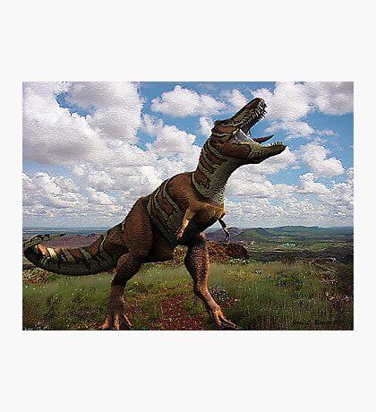 T Rex Photographic Print