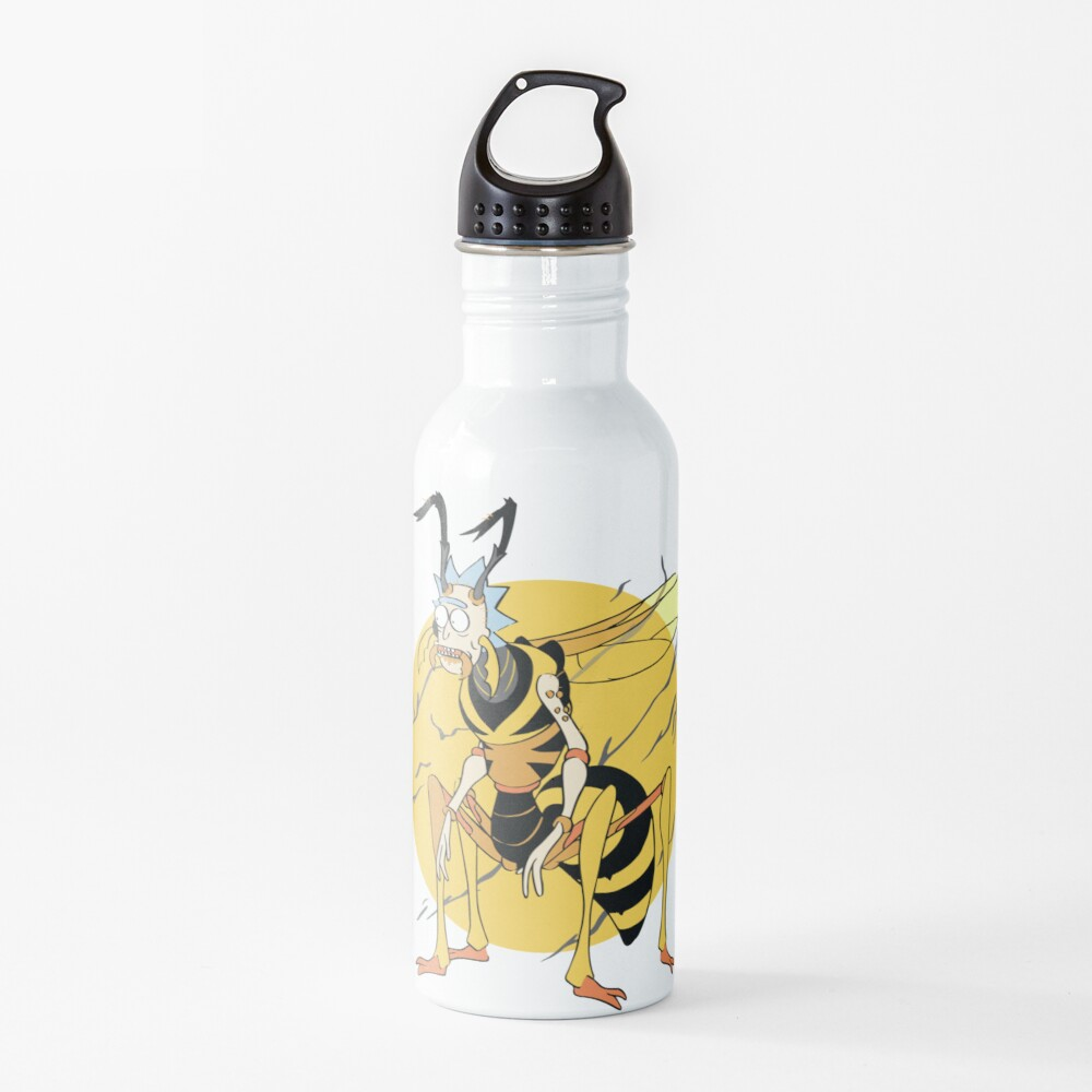 Wasp Rick (Rick & Morty) Water Bottle
