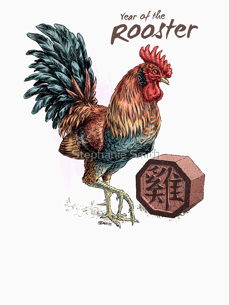 Year of the Rooster by stephsmith