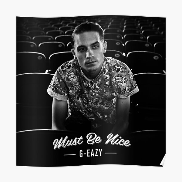 These Things Happen Tour Original Concert Poster Quality Print G-EAZY