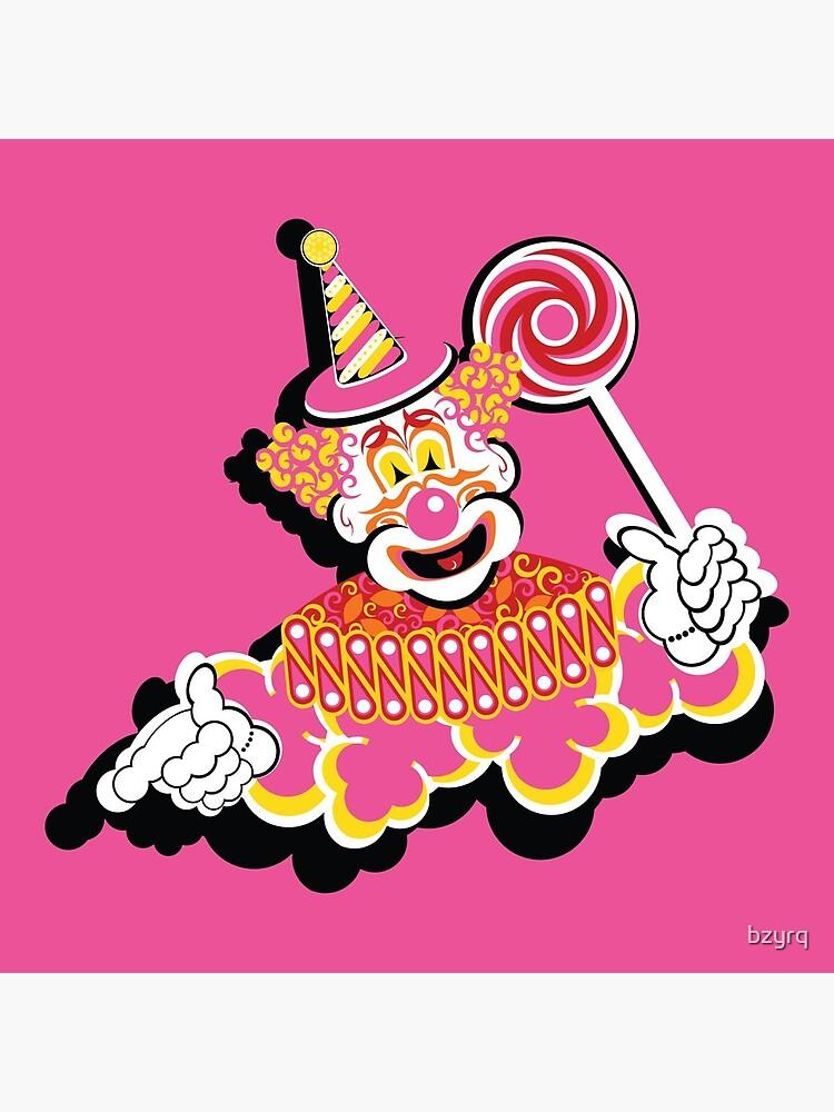 Retro Clown by bzyrq