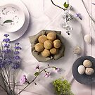 A Beautiful Breakfast Moment In Mind by hurmerinta