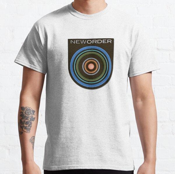 New Order Band Logo Classic T-Shirt
