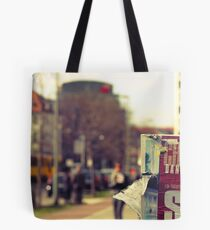 Streets of Berlin #5 Tote Bag