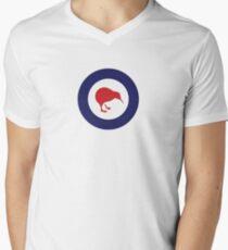 RNZAF Roundel  Men's V-Neck T-Shirt
