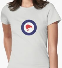 RNZAF Roundel  Women's Fitted T-Shirt