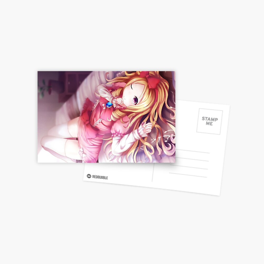 Eromanga Sensei - Yamada Elf  Postcard