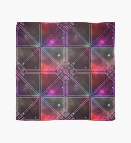 Nebula Symmetry Scarf