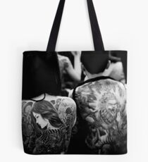 A labour of love  - Skin Deep Tote Bag