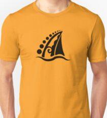 Raise the top fins Unisex T-Shirt