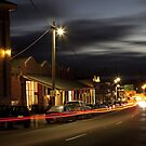 Daylesford at Night by John Vandeven