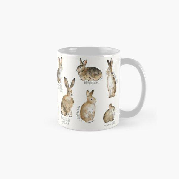 Rabbits & Hares Classic Mug
