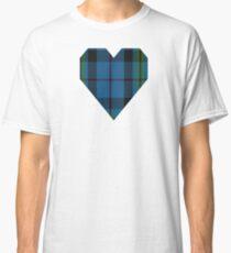 00692 Notre Dame Marching Guard Tartan Classic T-Shirt