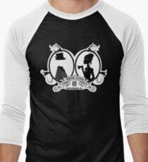 True Love by Topher Adam Men's Baseball ¾ T-Shirt