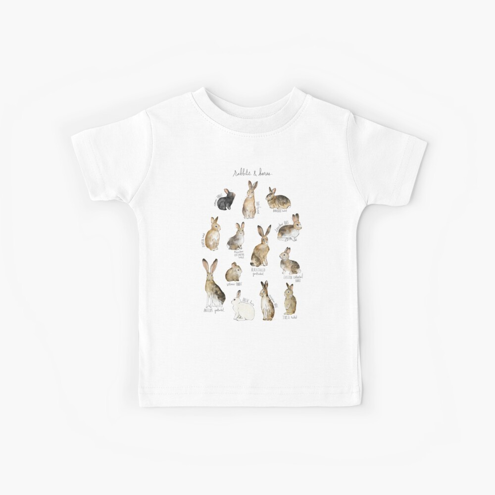 Rabbits & Hares Kids T-Shirt