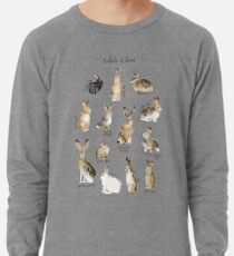 Rabbits & Hares Lightweight Sweatshirt