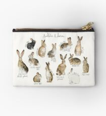 Rabbits & Hares Studio Pouch