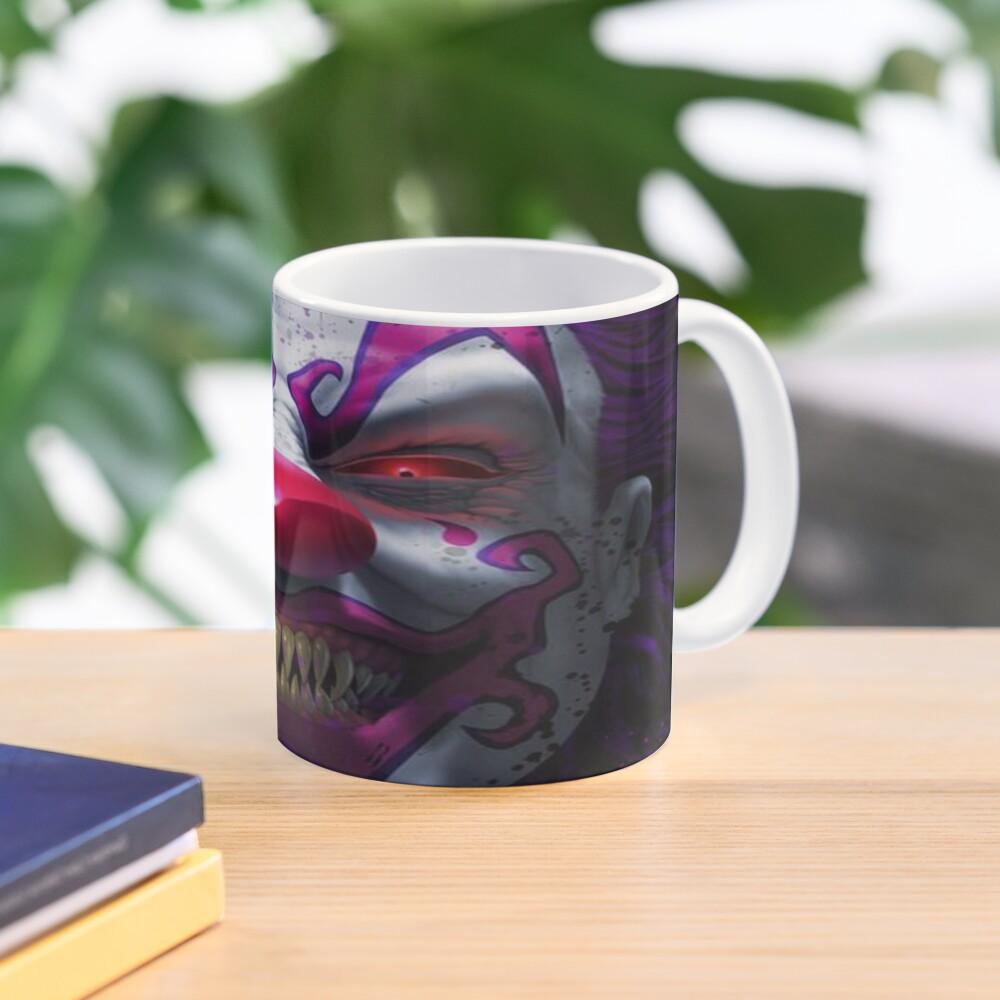 Cool Horror Killer Clown Mug
