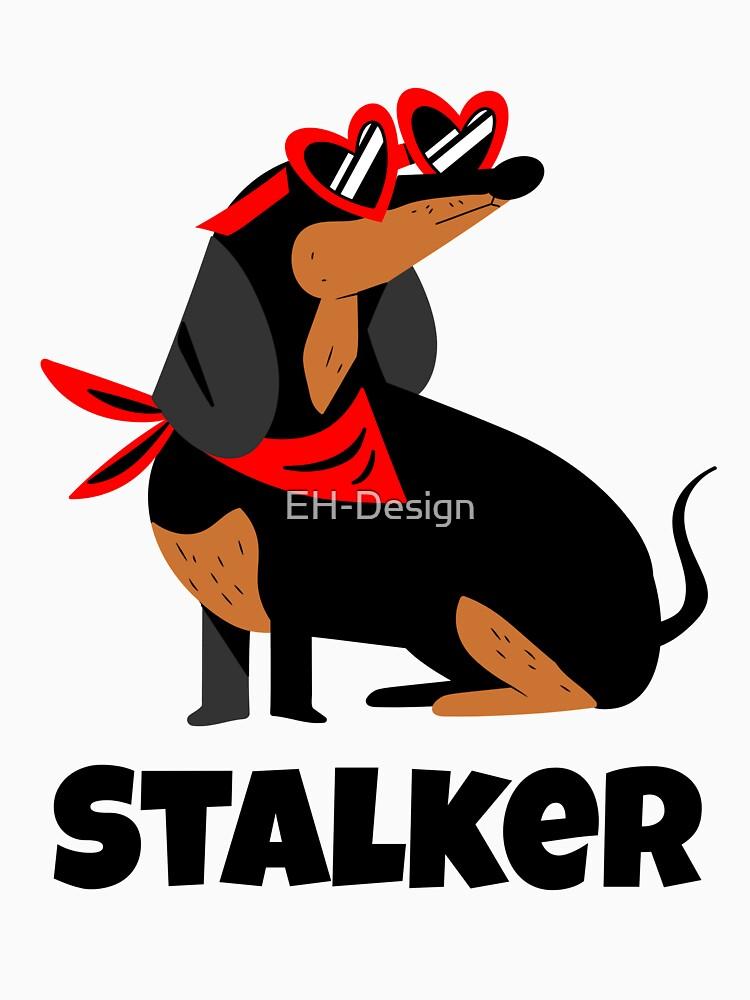 Dachshund Stalker von EH-Design