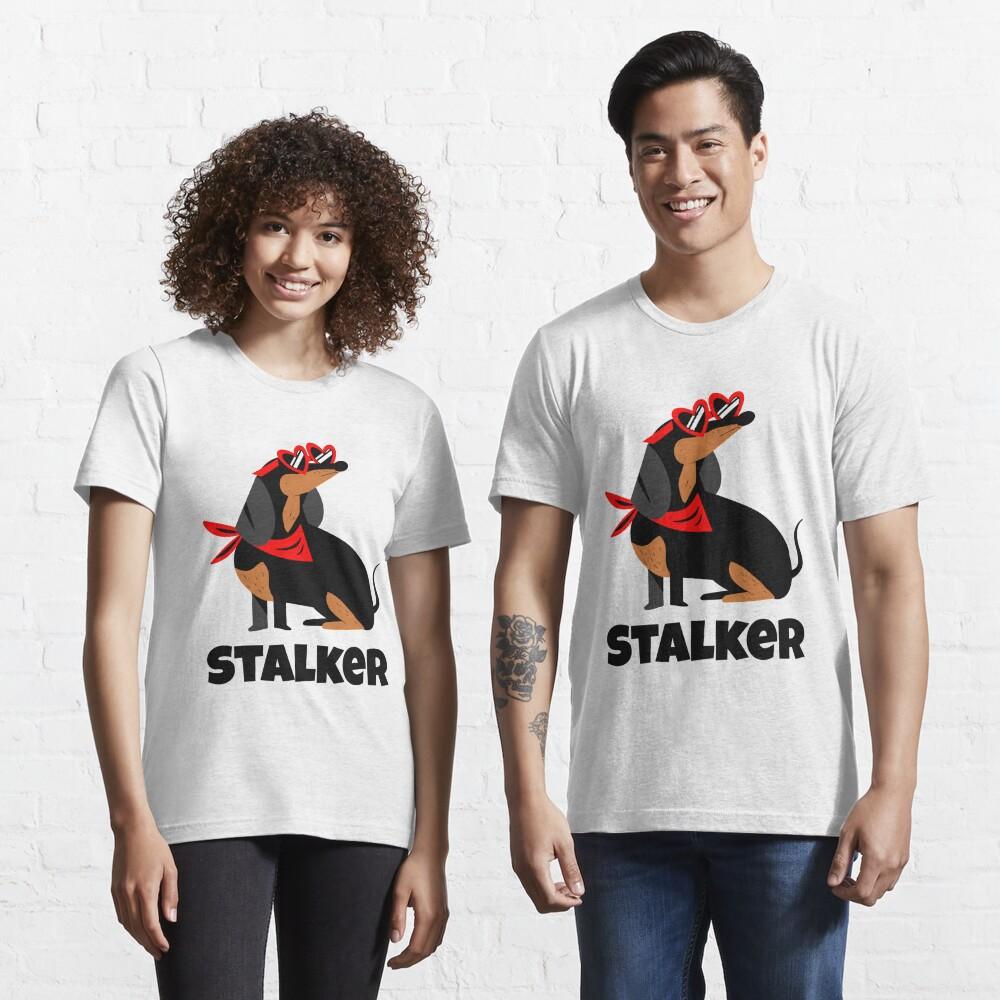 Dachshund Stalker Essential T-Shirt