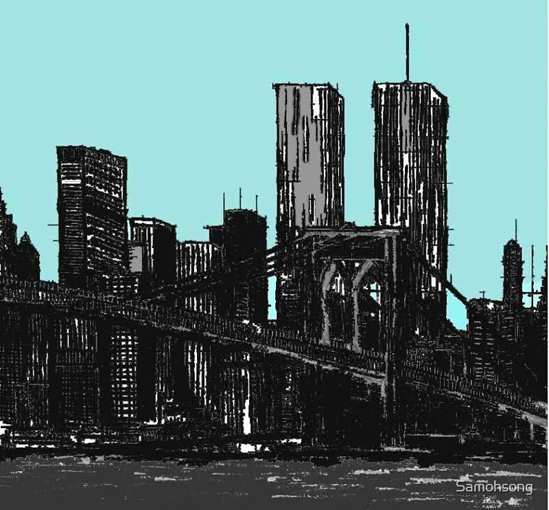 Ten years ago September 11, 2001 by Samohsong