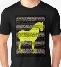 """The Year Of The Horse"" Clothing Unisex T-Shirt"