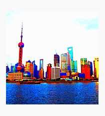 Shanghai Chic Photographic Print