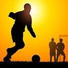 Soccer players by jordygraph