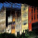 Houses On Water by Mojca Savicki