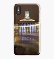 Glasgow light iPhone Case/Skin