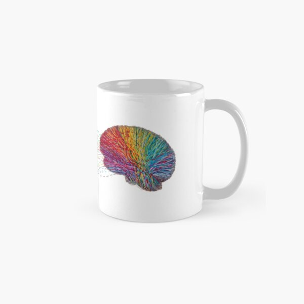Two Brains are better than one Classic Mug