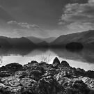 The Rocky Shore.. by EvilTwin