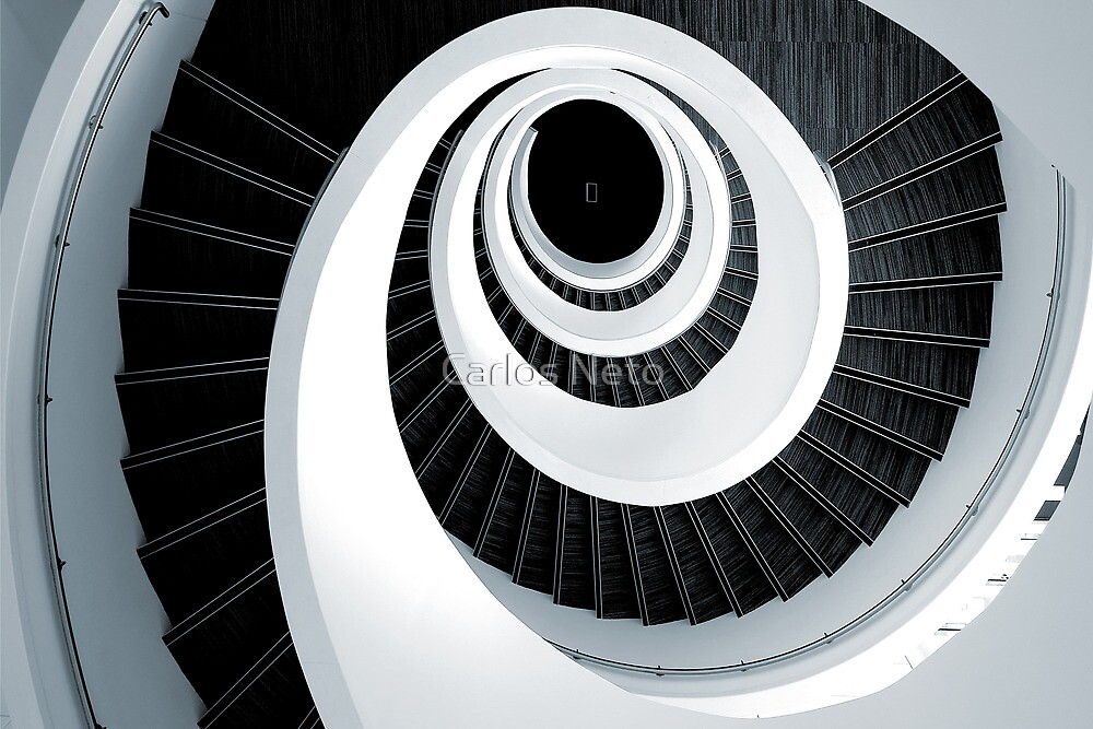Spiral out... keep going... by Carlos Neto