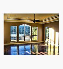 Interior Reflections Photographic Print