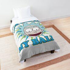 Lick Lick Lick My Balls Comforter