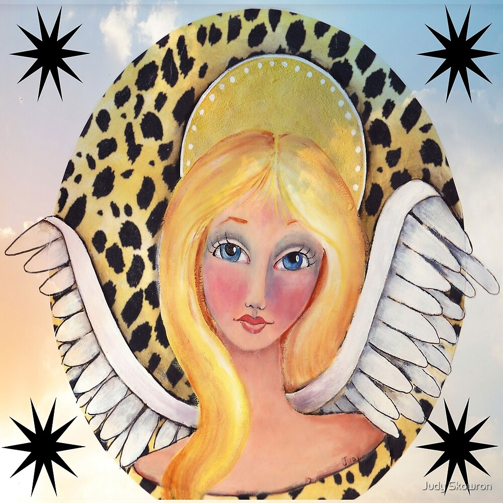 Whimiscal Angel by Judy Skowron