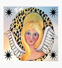 Whimiscal Angel Photographic Print