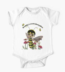 Daddy's Little Busy Bee Kids Clothes