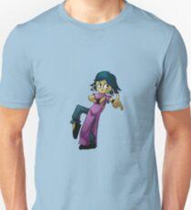 Little Qipao Girl Unisex T-Shirt