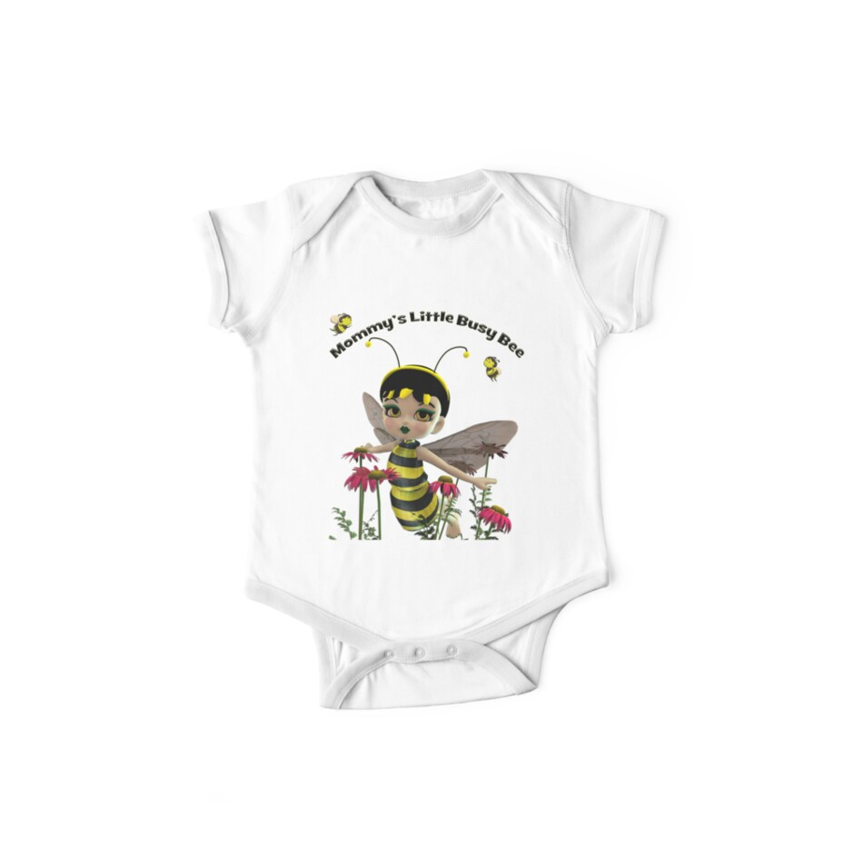 Mommy's Little Busy Bee by Rivendell
