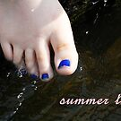 Sweet Sweet Summer Time by Jessica Mullins-Hunter
