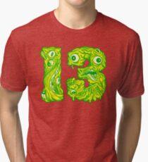 ugly 13 Tri-blend T-Shirt