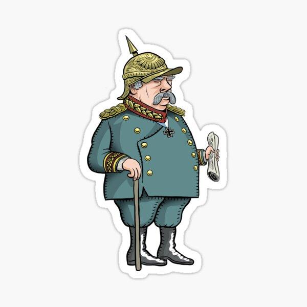 Otto von Bismarck Sticker