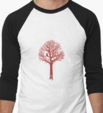 Owl Tree  Men's Baseball ¾ T-Shirt