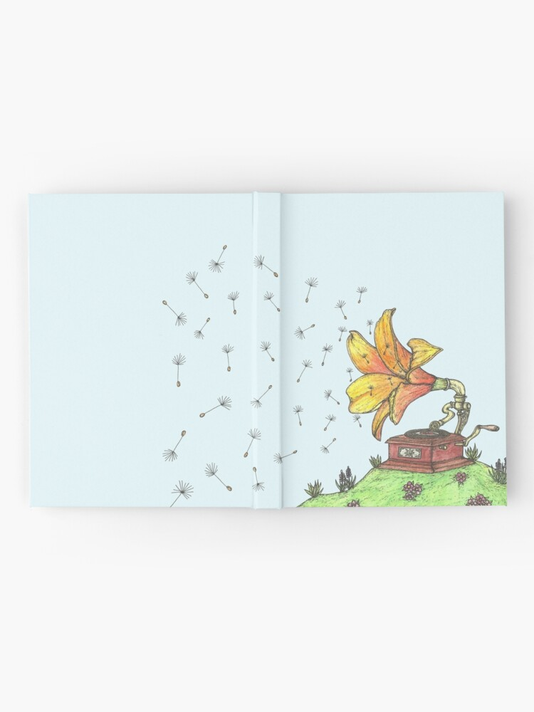 Alternate view of Nature's Sound Hardcover Journal