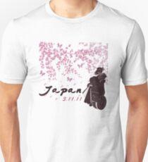 Japan Earthquake Tsunami Relief Cherry Blossoms Unisex T-Shirt